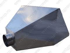 Промышленные вытяжные зонты ТИП 4 для пищевого производства