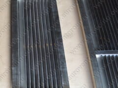 Наружные вентиляционные решетки из нержавеющей стали