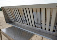 Островной вытяжной зонт с гидрозатвоом ТИП4 «ПИРАМИДА»