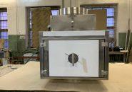 Вертикальный гидрофильтр для мангала.