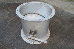 Дымоходы большого диаметра для фабрики по производству фарфора
