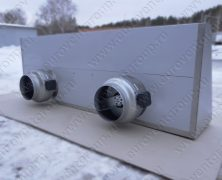 Подбор и установка вентиляторов