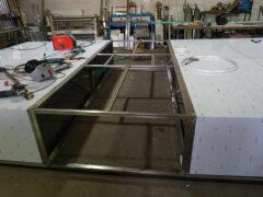 Изготовление нестандартного вытяжного зонта для производственного предприятия