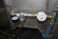 Испытательный стенд для гидрофильтра