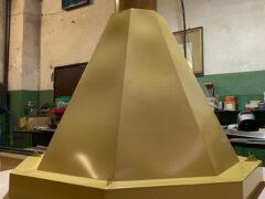 Вытяжной зонт Камин-23
