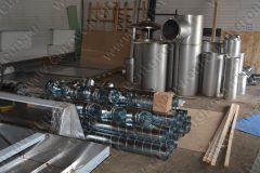 Производство вентиляционного оборудования из нержавеющей стали