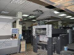 Система вентиляции и кондиционирования для типографии
