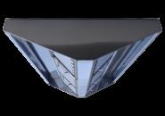Островные вытяжные зонты тип 1