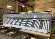 Обеспечение пожарной безопасности с помощью пристенного приточно-вытяжного зонта с гидрозатвором «ТИП 2»