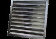 Наружные вентиляционные решетки