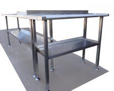 Нейтральное оборудование (столы, стеллажи, мойки)