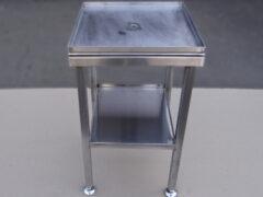 Столы кухонные нержавеющая сталь