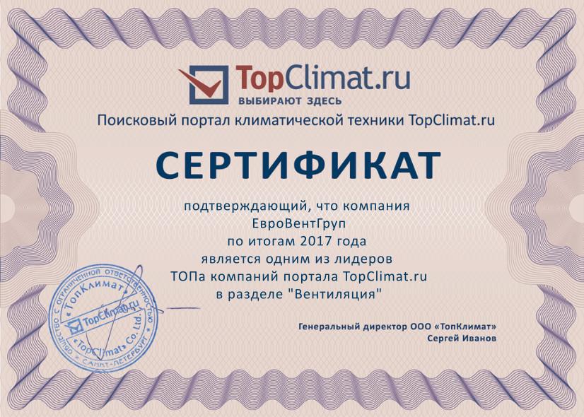 ТопКлимат-2017