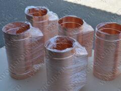 Воздуховоды, фасонные и нестандартные изделия из меди