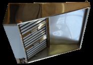Зонт вытяжной с гидрозатвором тип 1